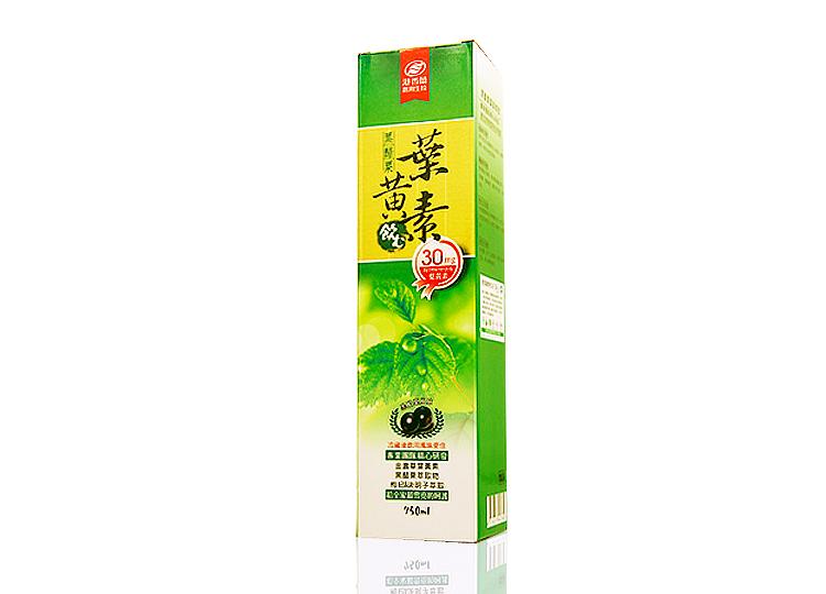 港香蘭 葉黃素飲(黑醋栗風味)750ml