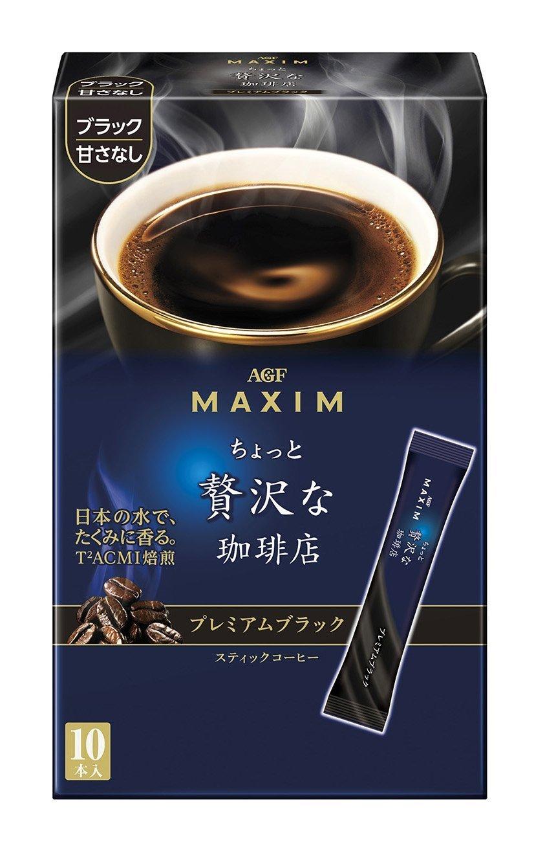 AGF MAXIM Stick 華麗咖啡-黑咖啡