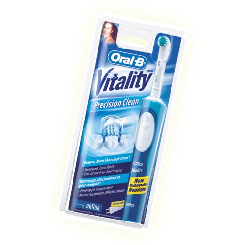 *買一送一*德國百靈歐樂B動感電動牙刷(D12013)《康是美》*購物車請選1即出2*