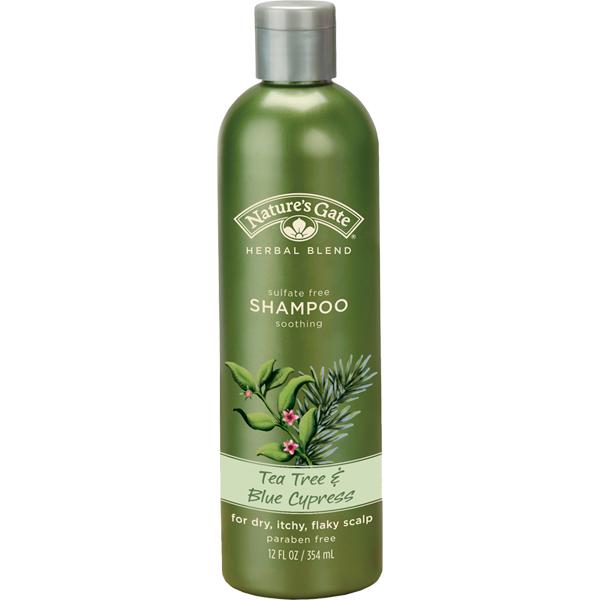 *任選2件75折*Nature s Gate綠翡翠有機茶樹舒緩洗髮精《康是美》