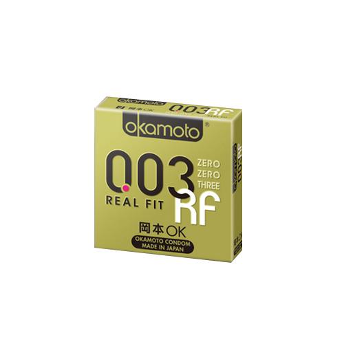 岡本OK003RF衛生套3入《康是美》