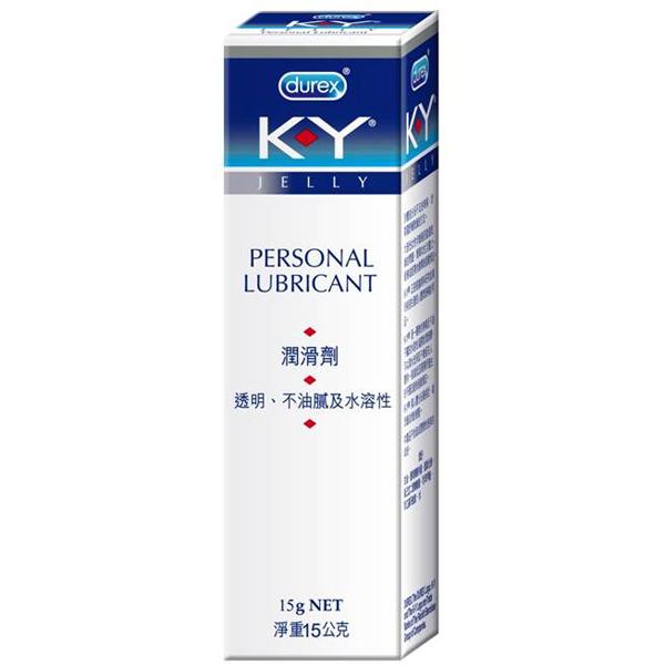 K-Y 潤滑劑 15G《康是美》