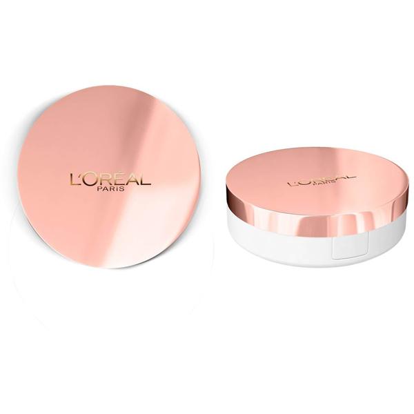 *優惠促銷*萊雅LOREAL輕透亮氣墊粉餅N3自然色《康是美》