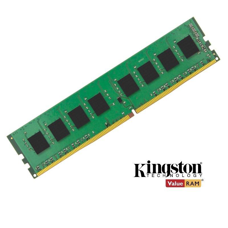 *╯新風尚潮流╭* 金士頓桌上型記憶體 4G 4GB DDR4-2400 終身保固 KVR24N17S8/4