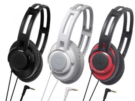 {音悅音響MUSIC HI-FI} audio-technica 鐵三角 ATH-XS5 WH 三款顏色 潮流 耳罩式耳機 公司貨
