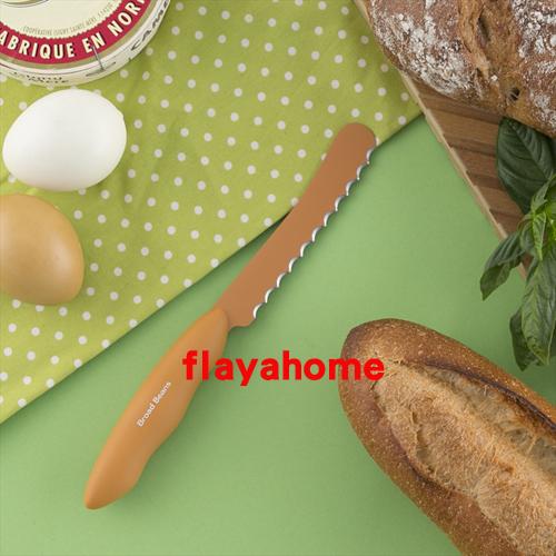 《富樂雅居》日本 貝印 KAI 麵包刀 (小)
