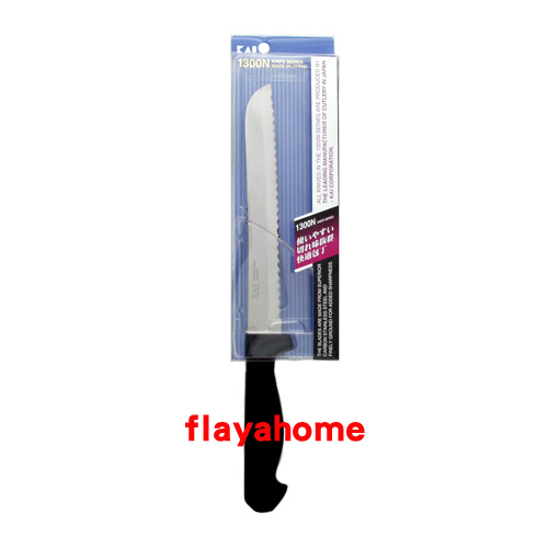 《富樂雅居》日本製 貝印KAI 不鏽鋼 麵包刀