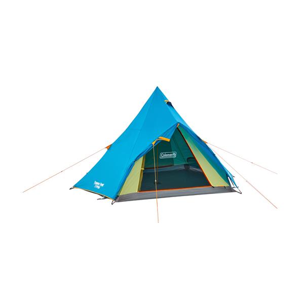 【速捷戶外露營】【美國Coleman】CM-22044 WINDS LIGHT 印地安帳篷4-5人 露營/野炊