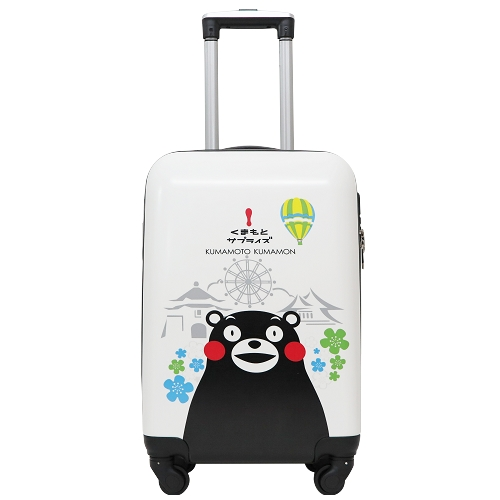 【SunEasy生活館】福利品~熊本熊 Kumamon 超輕硬殼PC/ABS行李箱登機箱 20吋