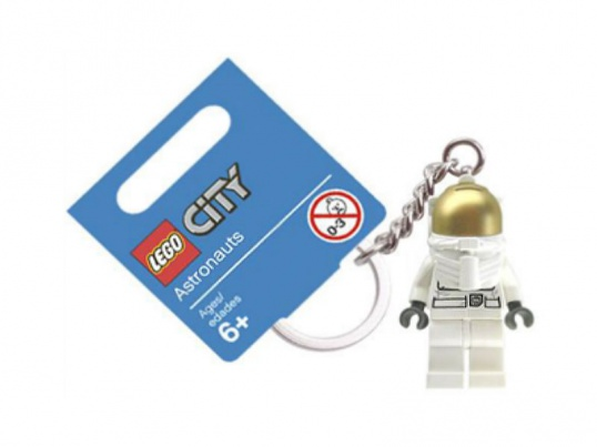 ?法西歐 桃園? LEGO 樂高 KEYCHAIN 鑰匙圈 CITY 城市系列 Astronauts 太空人