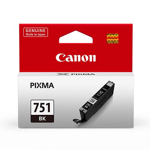 【CANON 墨水匣】 CLI-751 BK 黑色相片墨水匣/適用MG-7170