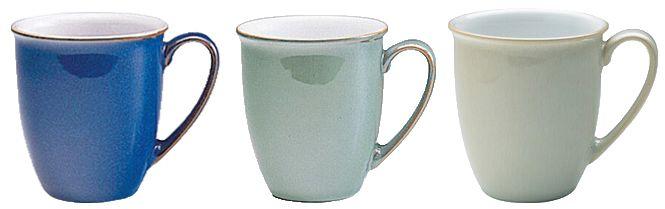 英國Denby時尚簡約系列-300ml馬克杯(共三色可選)