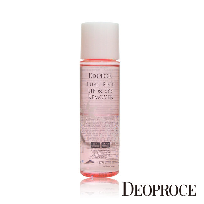 【Deoproce】眼唇卸妝液 100ml ?韓國美妝 原裝進口