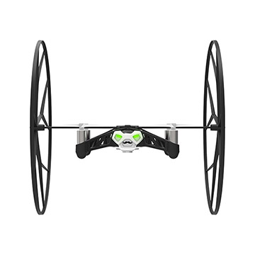 【迪特軍3C】Parrot Rolling Spider迷你智能遙控飛機(白)