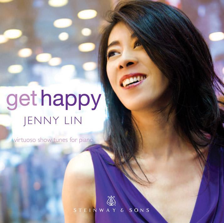 Steinway&Sons 林佳靜與史坦威名琴:製造快樂[炫技名曲集](Jenny Lin / Get Happy)【1CD】