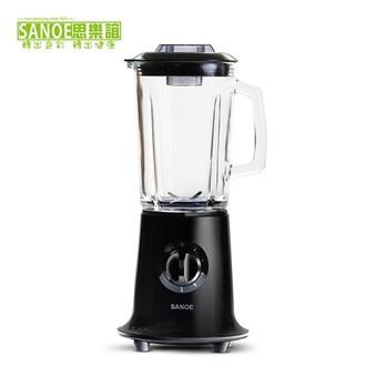 【獨家促銷】思樂誼 SANOE 超活氧 冰沙 樂 果汁機 B51 黑色 3年保固 免運 0利率