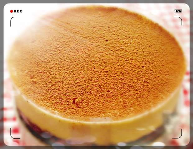 【品鑫蛋糕坊】正統義式 提拉米蘇蛋糕 6吋