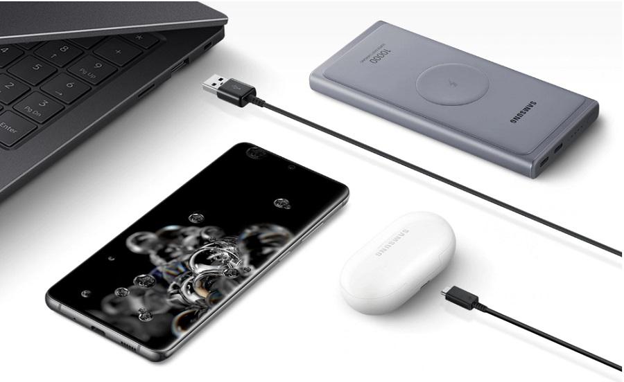 無須擔心相容性。此充電器支援 PD、QC 與 AFC 充電協議,讓你可將自己的手機、朋友的手機、平板電腦、筆記型電腦、穿戴裝置、遊戲主機等充電。
