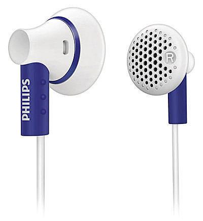 【迪特軍3C】PHILIPS 飛利浦 SHE3000 耳塞式耳機 紫色