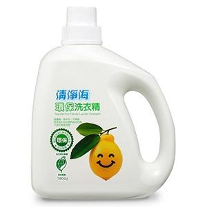 清淨海 環保洗衣精 (檸檬) 1800g