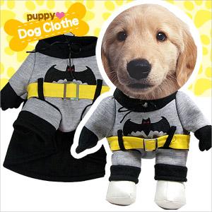 蝙蝠俠造型寵物裝(萬聖節斗篷套裝.披風寵物衣.寵物衣服寵物服裝.小狗衣服貓衣服.用品.推薦哪裡買)E118-A17