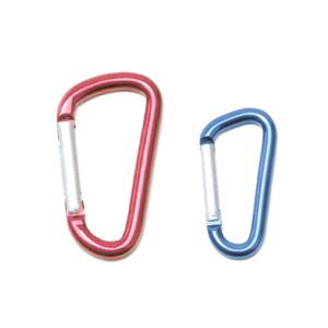 【RHINO 犀牛】8cmD型環P102-1628露營用品.戶外用品.登山用品.野營.休閒.登山鉤環