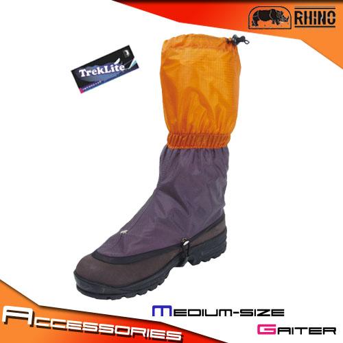 [RHINO 犀牛]中型超輕綁腿.露營用品.登山用品