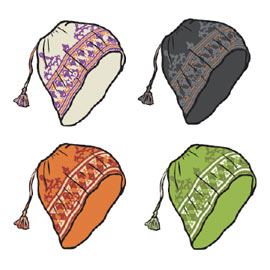 【HAD】Uppsala保暖帽.服飾配件.帽子