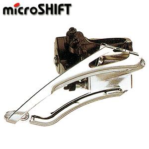 【MIRCO SHIFT】27速前變速器.自行車.腳踏車.卡打車.單車.小折.DIY商品