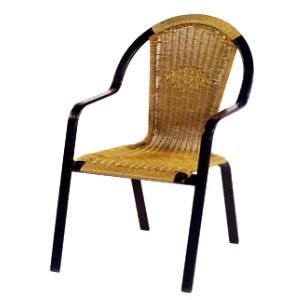 蓮花椅.家具.藤椅
