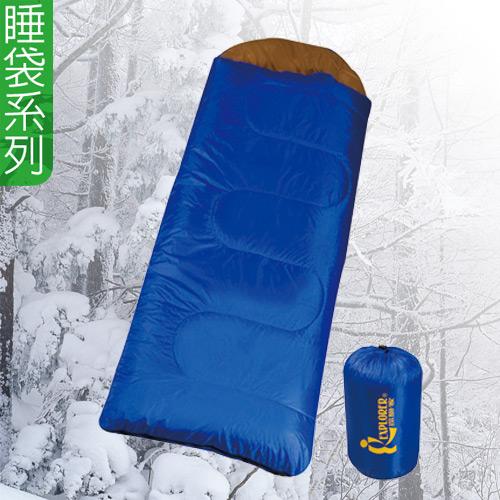 信封型人造羽毛睡袋.露營用品.登山用品.休閒P049-3033