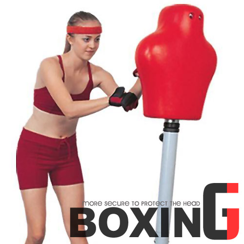 旋轉式人型拳擊練習器(拳擊沙包.散打沙袋.拳擊靶.搏擊訓練座.打擊練習器.運動健身器材.推薦.哪裡買)