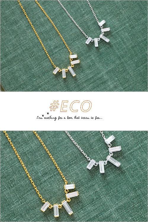 方鑽項鍊,方鑽,水鑽項鍊,鎖骨項鍊,韓國製項鍊,韓國飾品,項鍊