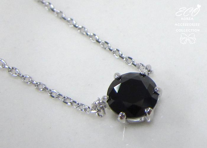 施華洛,水鑽,925純銀,鎖骨項鍊,韓國製項鍊,韓國飾品,項鍊