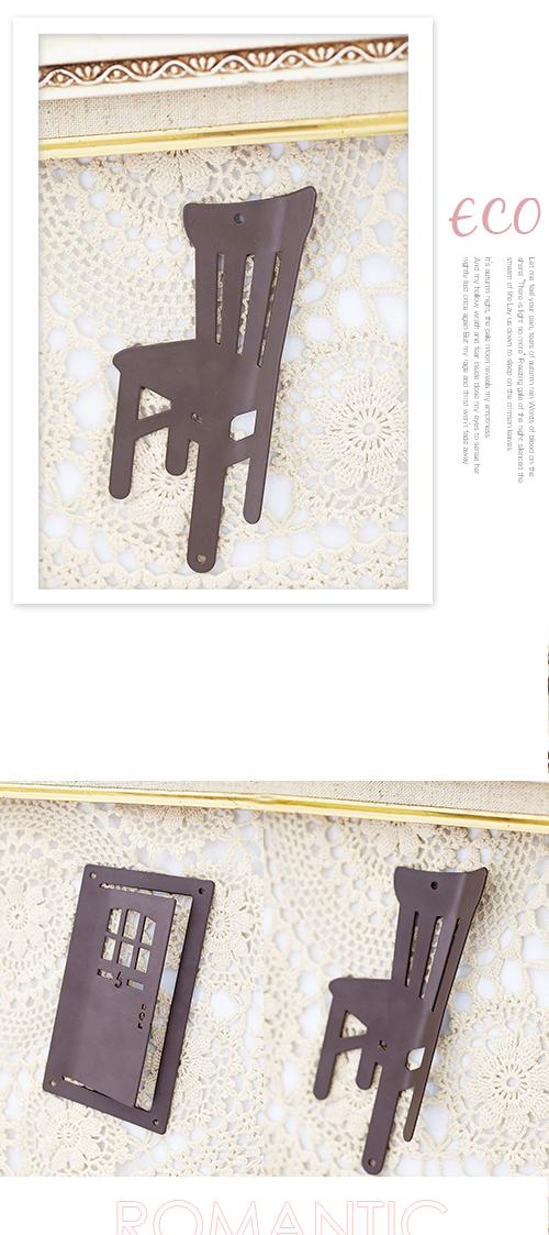 鄉村風,雜貨,生活雜貨,門,椅,磁鐵,掛勾