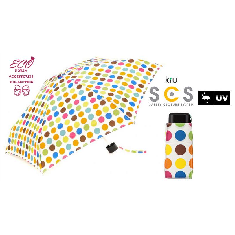 鄉村風,雜貨,生活雜貨,日本進口,kiu,輕便傘,摺疊傘,晴雨兩用傘,雨傘