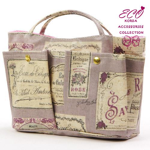 袋中袋,包包,圖章,歐洲,花邊,雜貨,家居