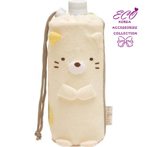 小貓,河童,日本進口,水壺,絨毛,可愛,水壺袋,水壺套