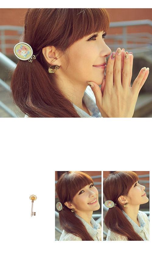 個性耳環,造型耳環,樹葉耳環,寶石耳環,韓國飾品,耳環