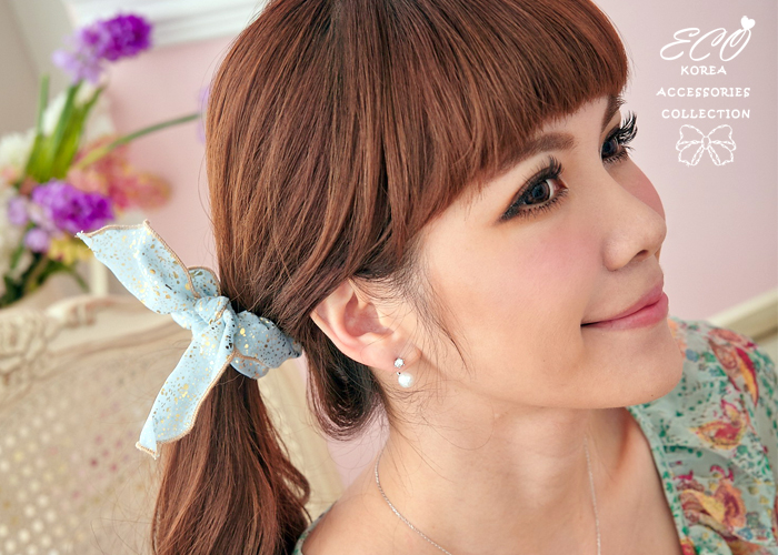 多種戴法,單鑽,珍珠,韓製,韓國,垂墜式,耳環