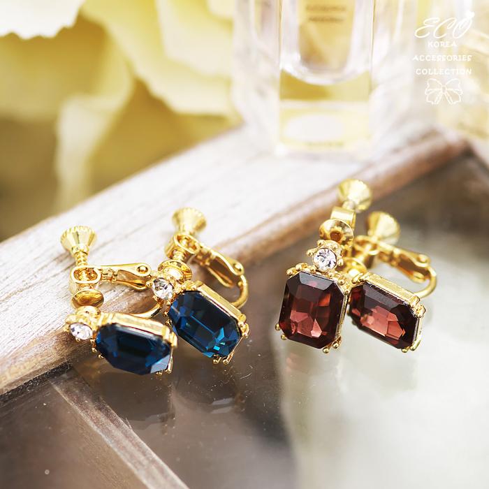 鎖鍊,珍珠,垂墜,復古,古金,韓製,韓國,耳環