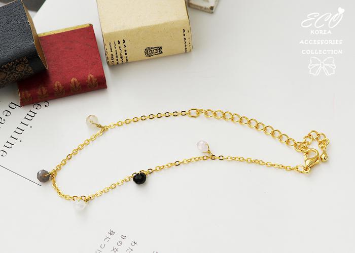 手鍊,韓國製手鍊,韓國飾品,手環,串珠,珠珠