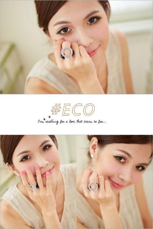 珠珠戒指,軟戒,串珠戒指,韓國製戒指,韓國飾品,戒指