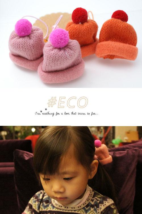 毛帽髮飾,毛線,毛織,髮束,韓國髮圈,韓國飾品