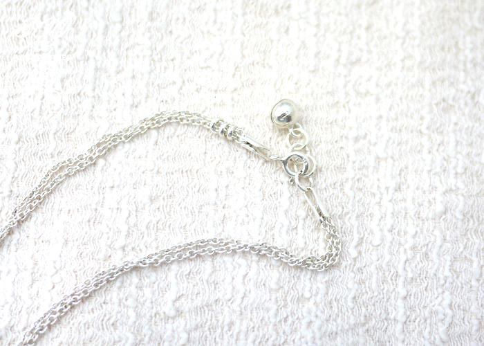 愛心,鈴鐺,雙鍊,氣質,韓國製腳鍊,韓國飾品,腳鍊,925純銀