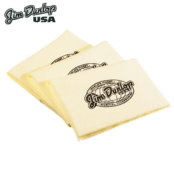 【非凡樂器】Jim Dunlop吉他琴布 U.S.A 原廠