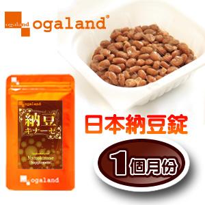 納豆 紅麴膠囊 (納豆激脢)【約1個月份】日本進口保健食品