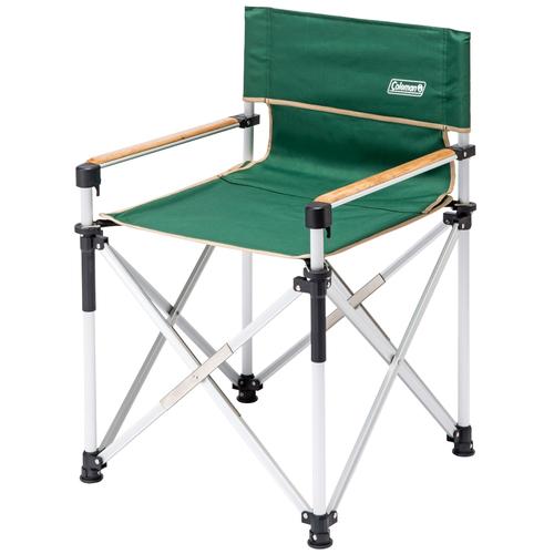 【露營趣】中和 美國 Coleman 輕鬆導演椅/草原綠 摺疊椅 野餐椅 休閒椅 CM-3106