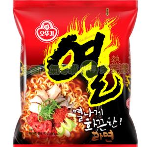 韓國不倒翁 辛辣拉麵 全球TOP辣泡麵(單包) [KR228]