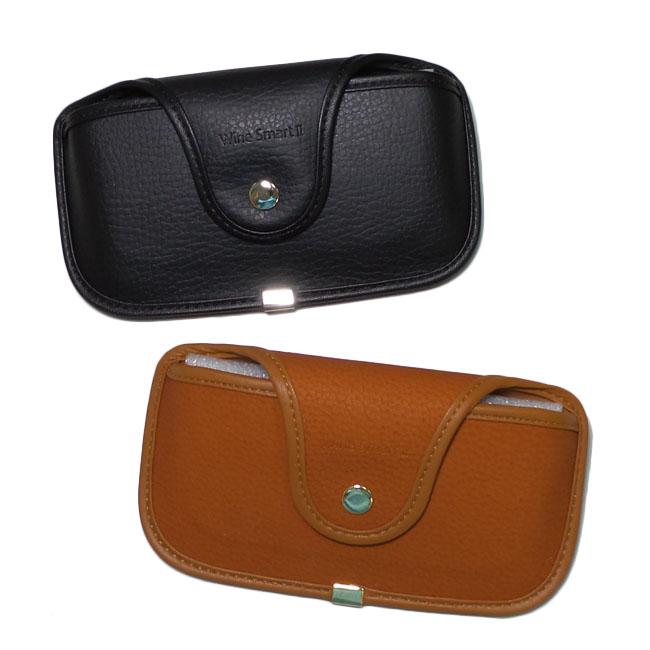LG Wine Smart 2(H410) 智慧型手機/懷舊摺疊造型設計--原廠皮套(可腰掛)